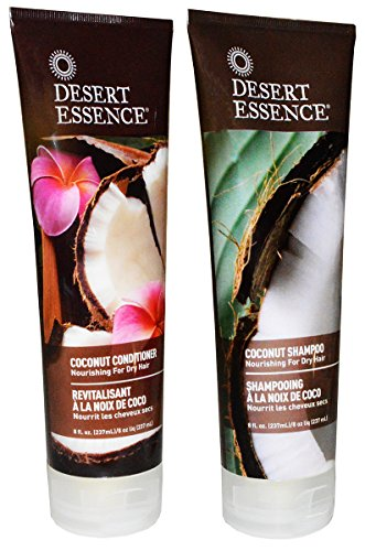 Top 10 recommendation desert essence shampoo coconut, 8 oz for 2019
