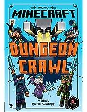 Minecraft: Dungeon Crawl (Woodsword Chronicles #5)