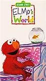 Elmos World - Dancing Music Books [VHS]