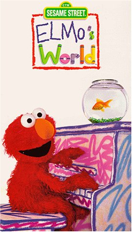Elmo's World - Dancing Music Books [VHS]