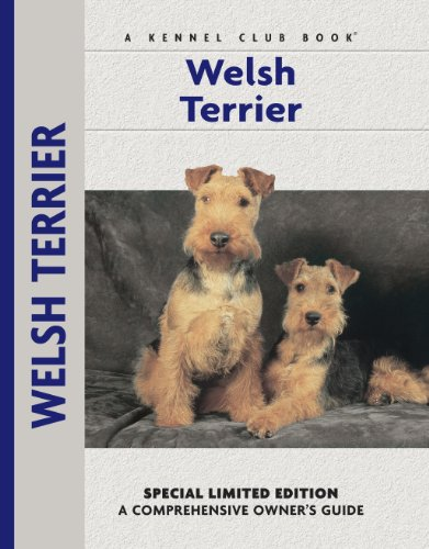 Welsh Terrier (Comprehensive Owner's Guide) for sale  Delivered anywhere in USA