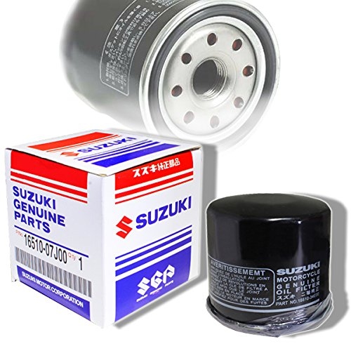 - Oil Filter for Suzuki Genuine Engine OEM Replacement 16510-03G00/07J00-000/06B0