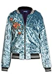 Truly Me, Big Girls Outerwear Jackets, Cardigans, Sweaters (Many Options), 7-16 (Small-8, Teal)