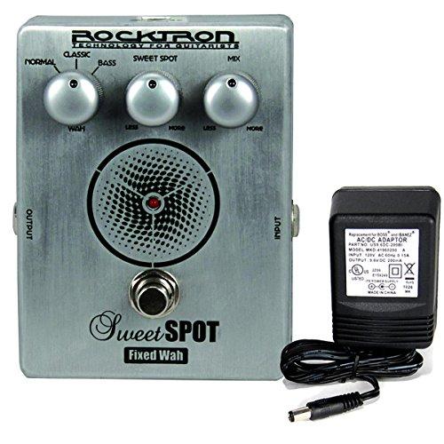 Rocktron Sweet Spot Fixed Wah Effect Pedal by Rocktron