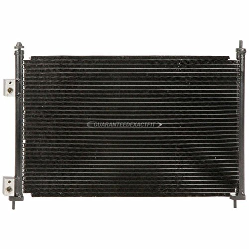A/C AC Air Conditioning Condenser For Mazda 626 1998 1999 2000 2001 2002 - BuyAutoParts 60-60603N - 626 Mazda Condenser