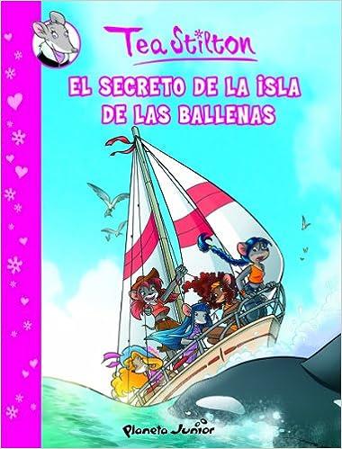 El Secreto De La Isla Las Ballenas Spanish Hardcover 2010