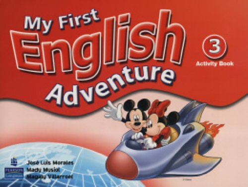 My First English Adventure Level 3 Activity Book