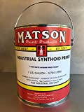 Matson Paint Products X-4985-1 Weatherguard White Lacquer Proof Primer, White, 1 Gallon