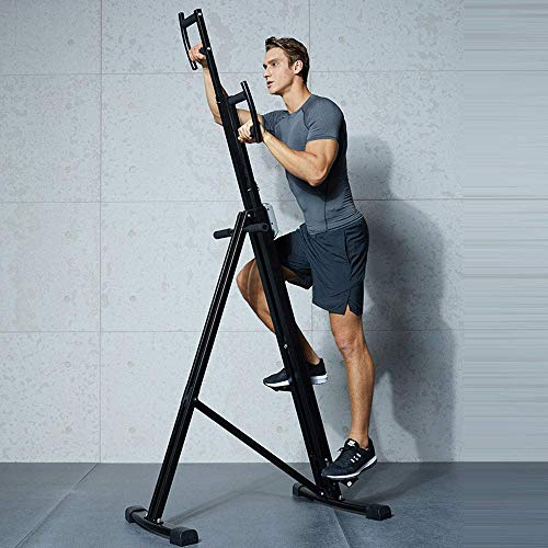 YUHT Stepper Máquina de Escalada Vertical Climbing Home Gyms Fitness Equipment,Máquinas de Step,Mini Stepper, Up-Down…