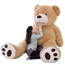 American Giant Teddy Bear Plush Toys Soft Teddy Bear Skin Popular Birthday, 100% positive feedback on Ebay