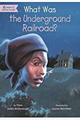 What Was the Underground Railroad? by Yona Zeldis McDonough Who HQ(2013-12-26) Paperback