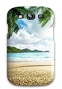 KOvyxxd9644lCLgi ZippyDoritEduard Awesome Case Cover Compatible With Galaxy S3 - Seascape