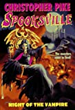 Night of the Vampire, Christopher Pike, 0671002678