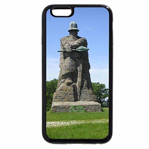 iPhone 6S / iPhone 6 Case (Black) statue