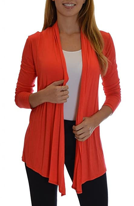 Golden Black Fashion Women's Fly Away Front Basic Cardigan - clothes under ten dollars