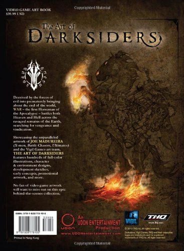 Image of The Art of Darksiders