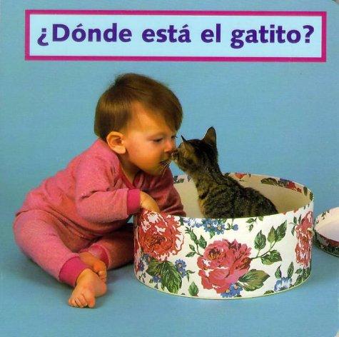 ¿Dónde Está El Gatito? (Photoflaps)