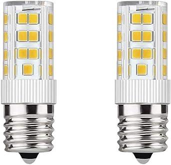Bombillas de repuesto para microondas, E17, LED, ideales para ...