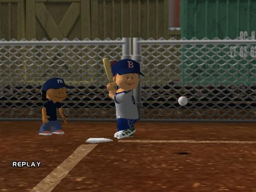 Amazon Com Backyard Baseball 2005 Pc Video Games