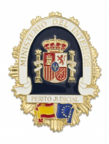 Albainox 9260 Insignias, Unisex Adulto, Talla Única Talla Única