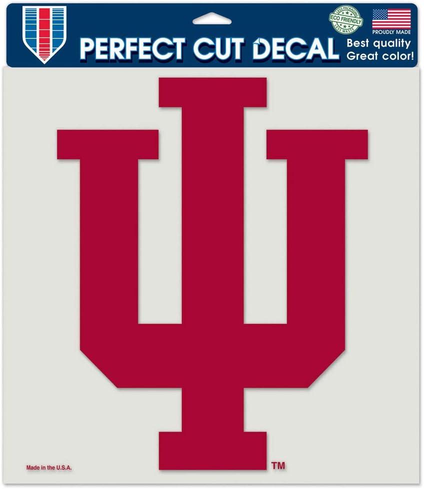 NCAA Rico Industries  Die Cut Vinyl Decal Indiana Hoosiers