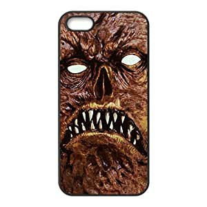 iPhone 5S Protective Case - Evil Necronomicon Hardshell Carrying Case Cover for iPhone 5 / 5S
