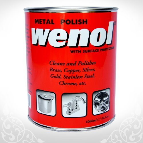 Wenol Metal Polish 1000 ml.