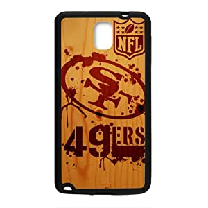NFL San Francisco 49ers Logo Cell Phone Case for Samsung Galaxy Note3