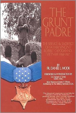 Amazon the grunt padre father vincent robert capodanno the grunt padre father vincent robert capodanno vietnam 1966 1967 3rd edition fandeluxe Gallery
