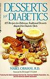 Desserts for Diabetics, Mabel Cavaiani, 0399517340