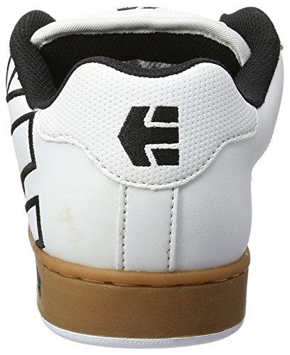 Etnies Schuif Skateschoen White / Gum