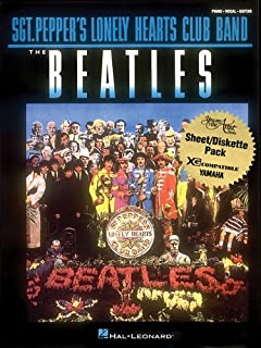 The Beatles - Sergeant Pepper's Lonely Hearts Club Band (0634098349) | Amazon Products