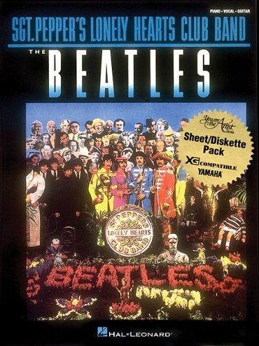 The Beatles - Sergeant Pepper's Lonely Hearts Club Band ebook