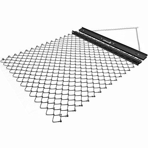 - Titan 4' x 5' Drag Harrow Grading Leveling Drag Mat Steel Mesh