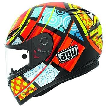 AGV gp-tech Rossi elementos casco