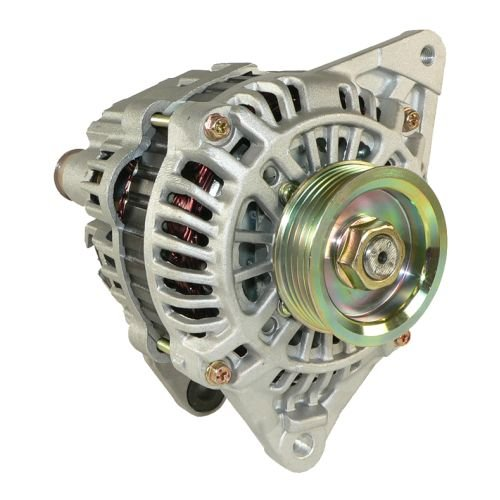 DB Electrical AMT0165 New Alternator For Mitsubishi Galant 2.4L 2.4 00 01 02 03 2000 2001 2002 2003 A2TB5791 A2TB5791ZC MD368519 M368519D 1-2204-02MI 13898