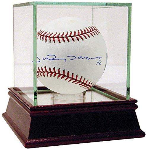 Autographed Johnny Damon Baseball (Johnny Damon Autographed Signed Baseball Autographed Signed Auth - Authentic Signature)