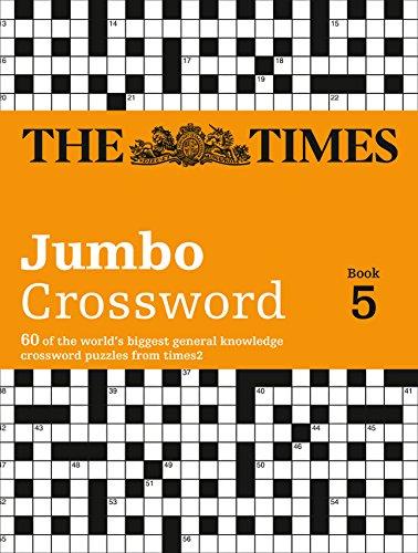 Times 2 Jumbo Crossword Book 5