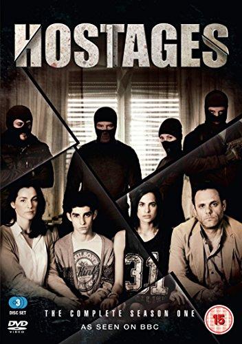 Hostages - The Complete Season One [DVD]: Amazon co uk: Ayelet Zurer