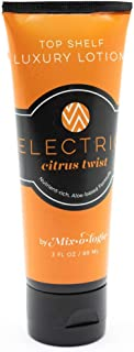 product image for Top Shelf Luxury Lotion by Mixologie - Electric (citrus twist) scent