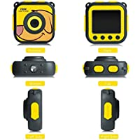 Nesee Children Kids 720P Waterproof Sports Camera HD Camcorder Holiday Learn Camer Toy