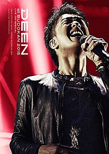 DEEN at 武道館 2015 ~LIVE JOY SPECIAL~(完全生産限定盤) [Blu-ray] B019WSMTP4