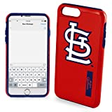 "St. Louis Cardinals Impact TPU 2-Piece Dual Hybrid iPhone 8 PLUS / iPhone 7 PLUS / iPhone 6 PLUS / 6s PLUS - 5.5"" Screen ONLY"