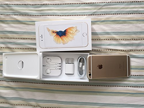 Apple iPhone 6S 64GB GSM Unlocked, Gold (Certified Refurbished)