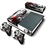 Best Console Skins - ZoomHit Xbox One Console Skin Decal Sticker Harley Review