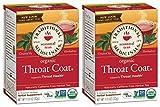 Traditional Medicinals Organic Tea (Throat Coat 2 Pack)