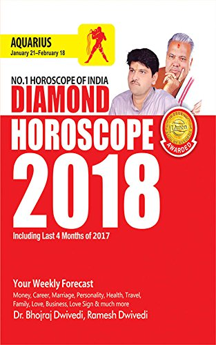 Diamond Horoscope 2018 : Aquarius