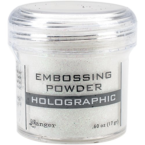 Ranger Embossing Powder .60oz, Holographic