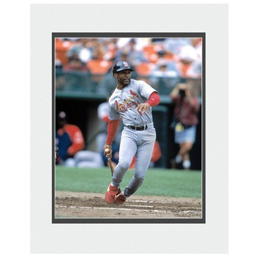 Foto Datei St. Louis Cardinals Ozzie Smith mattierte Foto Foto Datei