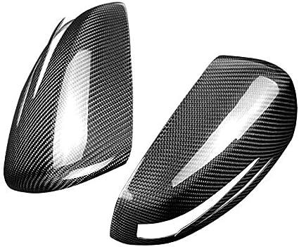 Toogoo Echt Carbon Spiegel Abdeckung Für Mercedes W204 Ein W176 E W212 E W207 Gla X156 Cla W117 Cls W218 C Klasse Add Auf Style Auto